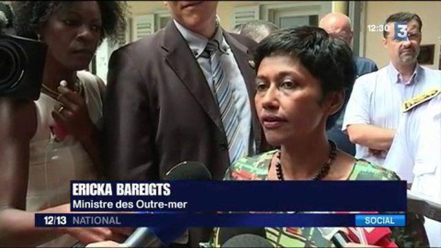 Guyane : la mobilisation se durcit