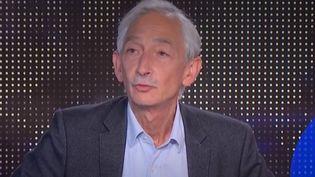 Richard Handschuh, médecin généraliste et membre du syndicat MG France. (FRANCEINFO)