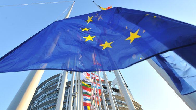 Les élections européennes auront lieu le dimanche 26 mai 2019 en France. (GEORGES GOBET / AFP)