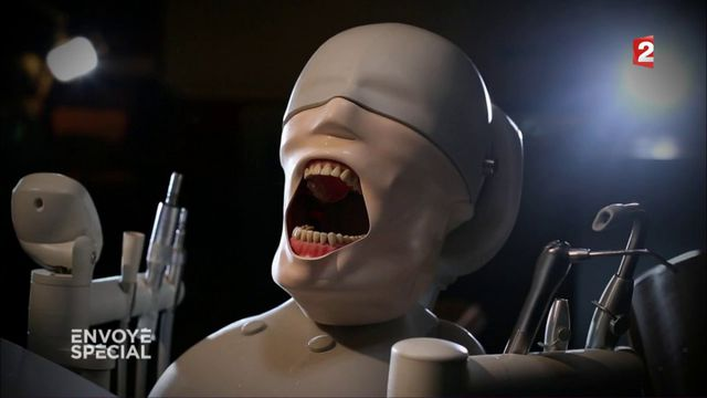 """Envoyé spécial. Dentexia : le scandale des """"sans-dents"""""""