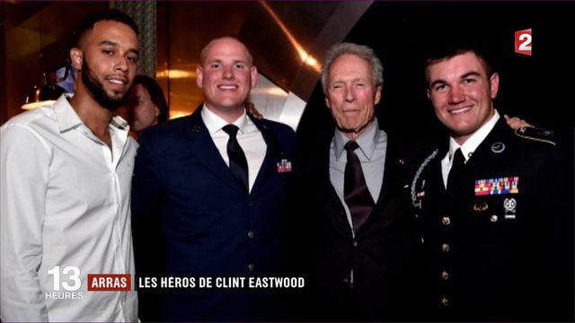 Cinéma : Clint Eastwood tourne l'attaque du Thalys à Arras