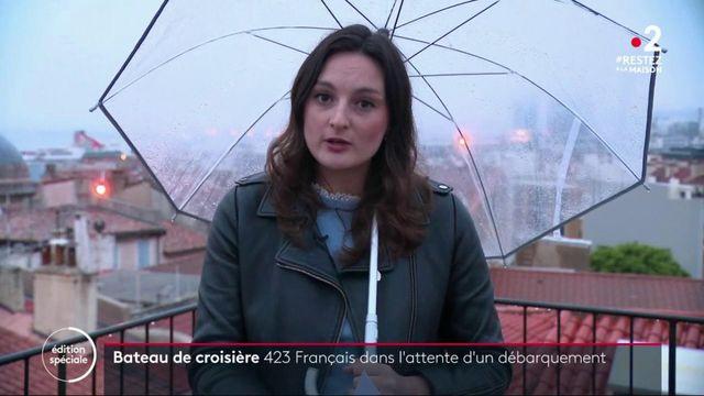 Confinement : les 423 Français toujours bloqués à bord du Costa Deliziosa