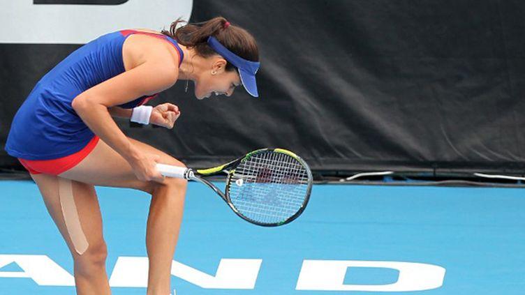 Ivanovic remporte le tournoi d'Auckland (FIONA GOODALL / AFP)