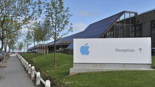 Un bâtiment d'Apple à Cork, dans le sud de l'Irlande, le 21 mai 2013. (REUTERS)
