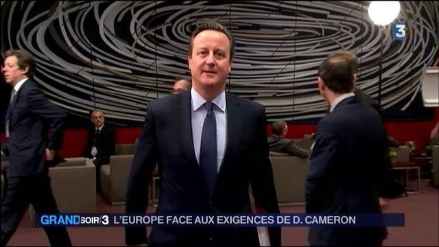 « Brexit » : les exigences de David Cameron examinées par l'UE