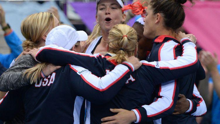 Coco Vandeweghe et les Américaines remportent la Fed Cup 2017
