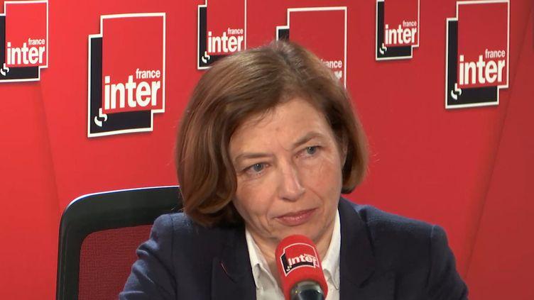 Florence Parly, ministre des Armées, le 13 mai 2019 sur France Inter. (FRANCEINTER)