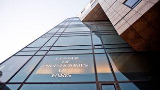 Lebâtiment du conseil des prud'hommes de Paris, le 5 mars 2015. (NICOLAS MESSYASZ / SIPA)