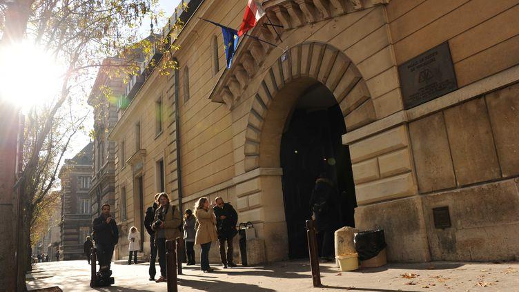 Le tribunal de grande instance de Versailles (Yvelines), le 6 novembre 2012. (BOUTIN PHILIPPE / SIPA)