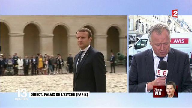 Simone Veil : des obsèques nationales ?