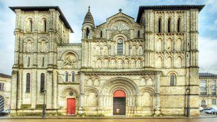 L'église Sainte-Croix à Bordeaux  (CHRISTOPHE LEHENAFF / PHOTONONSTOP)