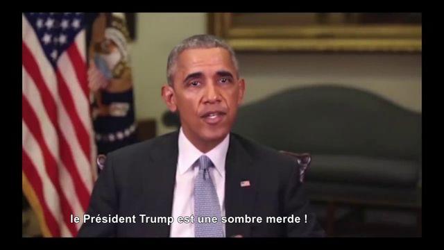 """Quand Obama insulte Trump dans une vidéo : """"Complément d'enquête"""" à l'ère des """"deep fakes"""""""