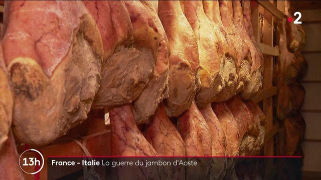 Jambon d'Aoste : lumière sur cette guerre qui oppose la France à l'Italie