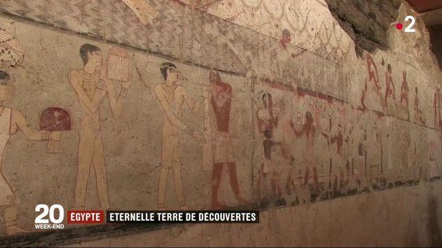 Égypte : éternelle terre de découvertes
