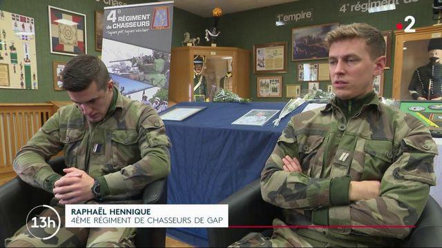 """13h Militaires français morts au Mali : leurs anciens camarades """"encore sous le choc"""""""