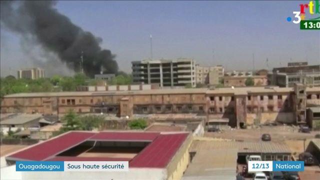 Burkina Faso : Ouagadougou sous haute sécurité après l'attaque