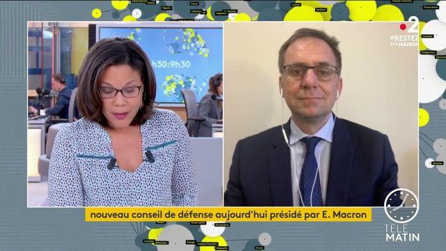 Coronavirus : Emmanuel Macron organise un nouveau Conseil de défense