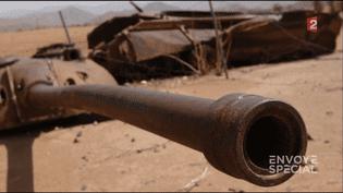 Erythrée, on ne choisit même pas son métier (Erythrée, le pays des évadés) (Envoyé spécial/France Télévisions (capture d'écran))