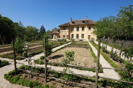 La Maison de la Reine à Versailles et le jardin potager  (Philippe Lavieille / Le Parisien / PhotoPQR / MAXPPP)