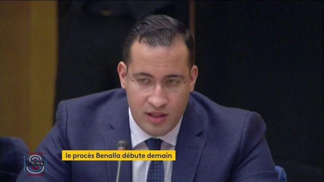 Violences du 1er-Mai : le procès d'Alexandre Benalla va débuter, 3 ans après