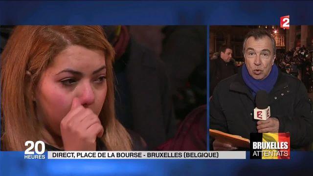 Attentats à Bruxelles : la Belgique se rassemble