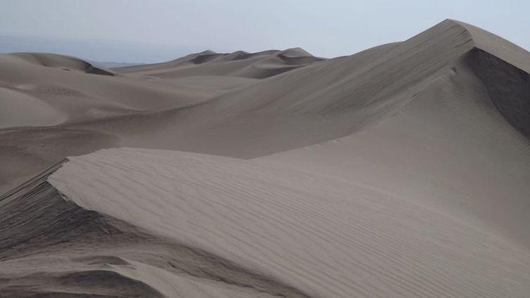 Les dunes du Pérou