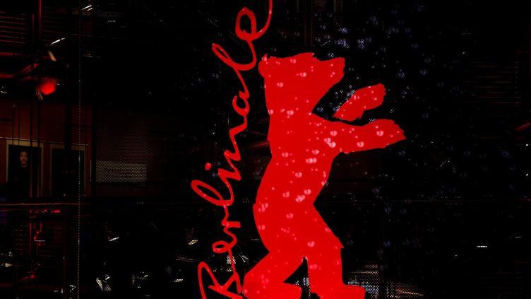 L'ours symbole de la Berlinale.  (ABDULHAMID HOSBAS / ANADOLU AGENCY)