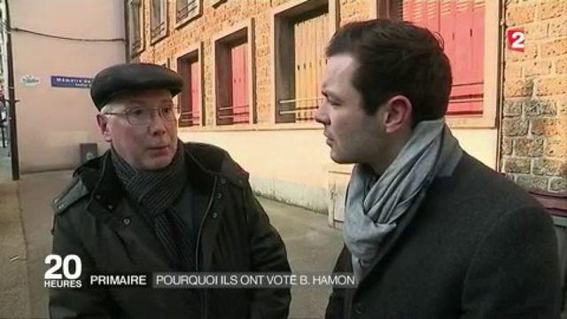 Primaire de gauche : pourquoi ils ont voté Benoît Hamon