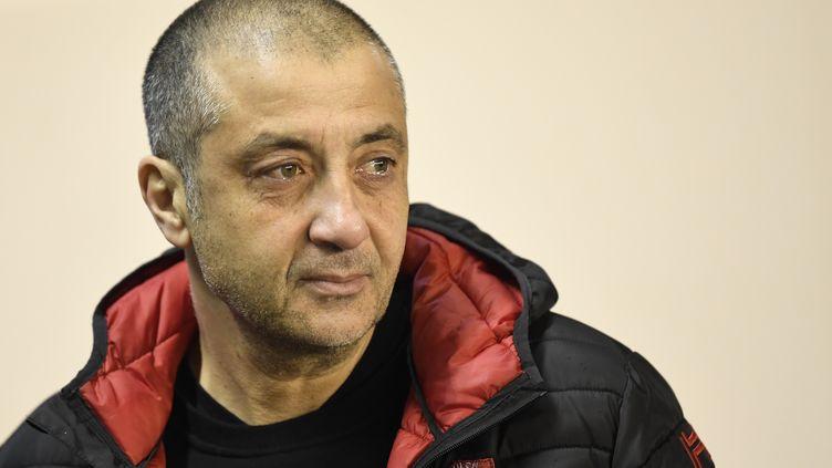 Mourad Boudjellal (CHRISTOPHE SIMON / AFP)
