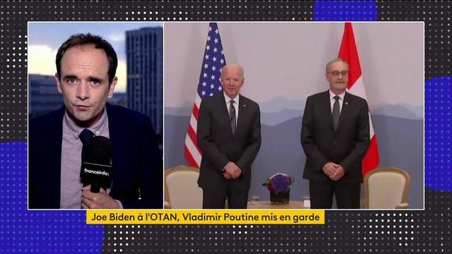 Pas de grandes avancées attendues au sommet Biden/Poutine
