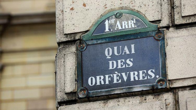 Le 36 quai des Orfèvres à Paris, le siège de la police judiciaire, le 27 juin 2012. (THOMAS SAMSON / AFP)