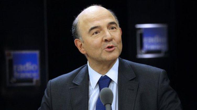 Pierre Moscovici (le 8 janvier 2012) (Michel Stoupak / citizenside.com)