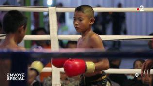Les enfants boxeurs (ENVOYÉ SPÉCIAL  / FRANCE 2)