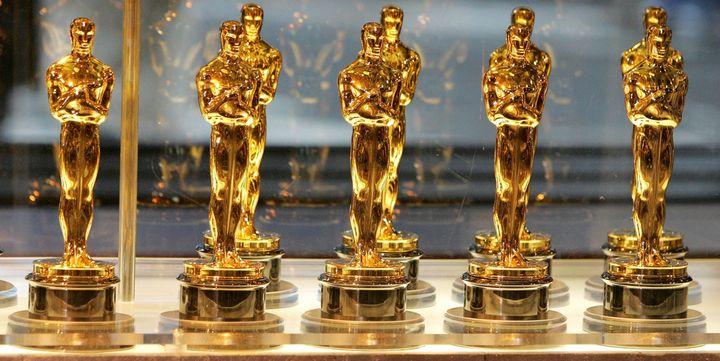 Les statuettes des Oscars  (DON EMMERT / AFP)
