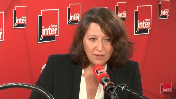 Agnès Buzyn, invitée de France Inter le mardi 27 novembre (FRANCE INTER / RADIO FRANCE)