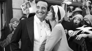 "Jean Dujardin et Bérénice Bejo : ""The Artist"" de Michel Hazanavicius  (Warner Bros. France)"