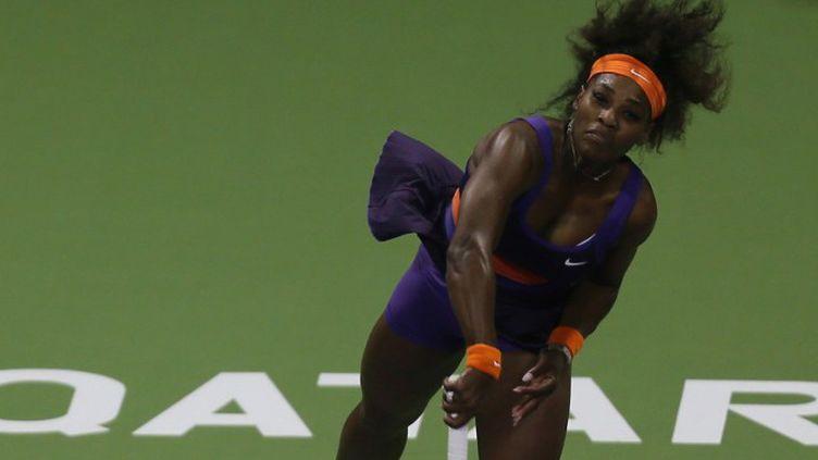Serena Williams, future numéro 1 à la WTA