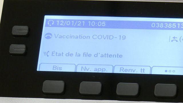 Vaccination anti-Covid : les séniors s'organisent