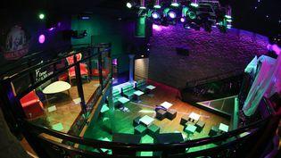 Une discothèque privée de fêtards à Rennes (Ille-et-Vilaine), le 20 novembre 2020. (MAXPPP)