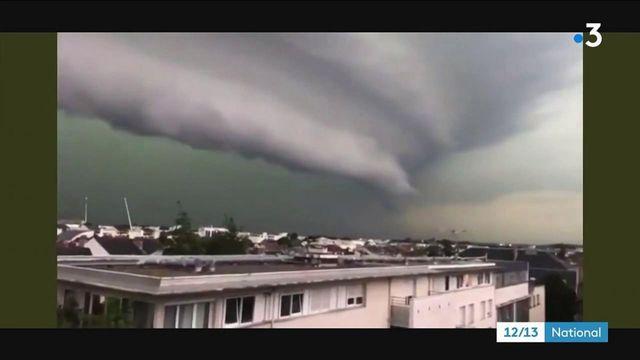 Intempéries : d'importants dégâts après les orages, 28 départements toujours en alerte orange