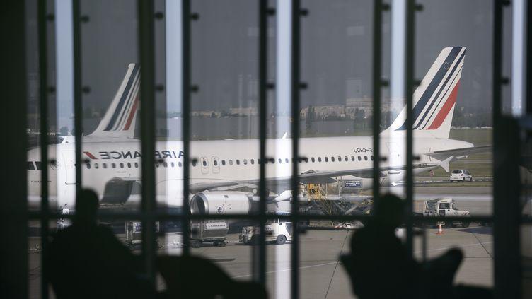 L'aéroport d'Orly, le 16 septembre 2014. (STEPHANE DE SAKUTIN / AFP)