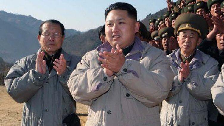 (AFP - KCNA via KNS )