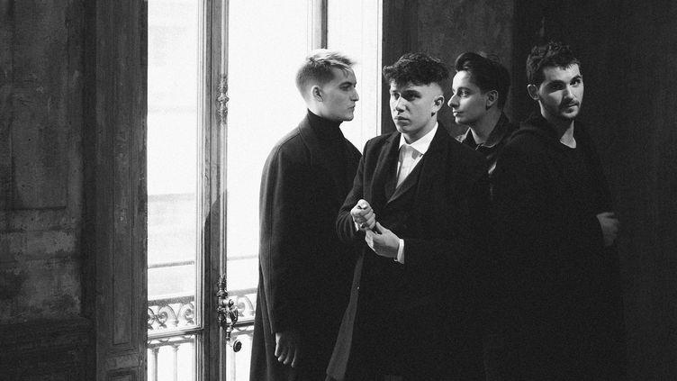 """Les quatre amis de Last Train viennent de sortir leur deuxième album, """"The Big Picture"""". (Bobby Allin)"""