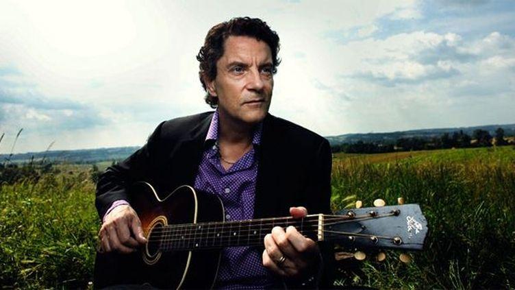 Francis Cabrel 2012.  (Columbia / Sony)