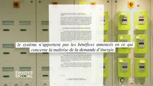 Le compteur Linky, un dispositif avantageux... mais pour qui ? (ENVOYÉ SPÉCIAL  / FRANCE 2)