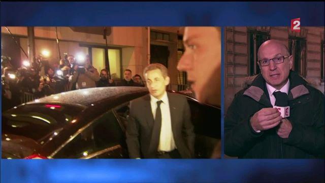 Nicolas Sarkozy : fin de la politique pour l'ancien chef de l'État