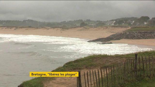 Coronavirus : la Bretagne veut libérer ses plages