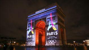 Rapprocher les univers du sport et de la culture, un projet ambitieux pour les JO 2024.  (MAXPPP)