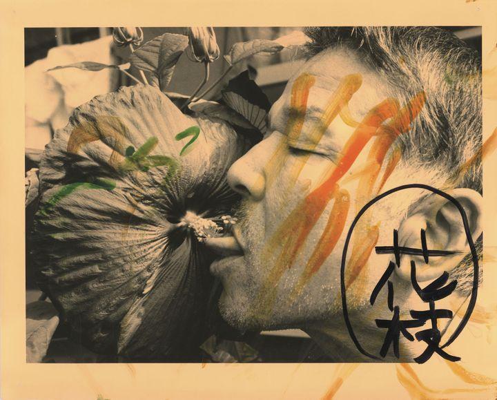 "Masahisa Fukase, ""Berobero"", 1992  (Avec l'aimable autorisation de Masahisa Fukase Archives )"