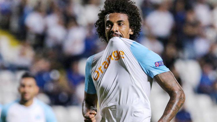 L'OM sort frustré de sa phase aller en Ligue europa.  (STRINGER / AFP)